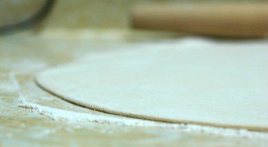 Pierogi Rolled Dough